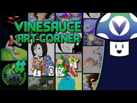 [Vinebooru] Vinny - Vinesauce Art Corner #1058