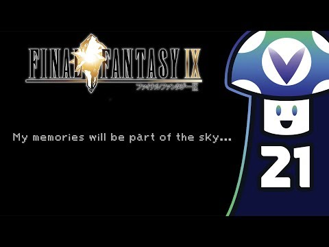 [Vinesauce] Vinny - Final Fantasy IX (PART 21 Finale)