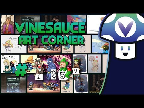 [Vinebooru] Vinny - Vinesauce Art Corner #1059