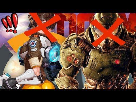 HUGE SWITCH LEAK! Not Tracer, Not Doom Guy...Next Smash Bros DLC Character Is?!