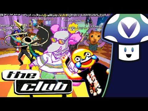 [Vinesauce] Vinny - The Club