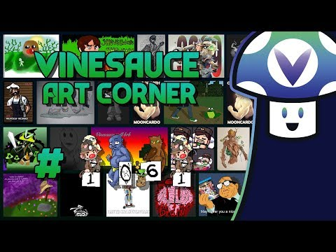[Vinebooru] Vinny - Vinesauce Art Corner #1061