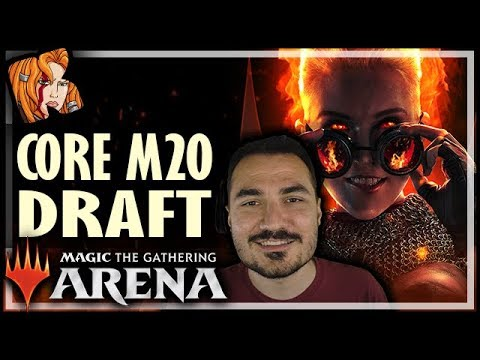 Play 0/0 Agonies = WIN GAME??? - Core 2020 Draft - MTG Arena