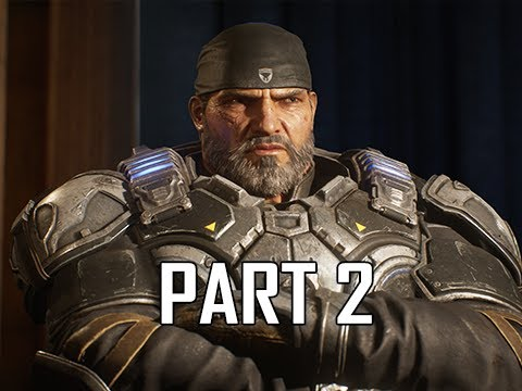 GEARS 5 Gameplay Walkthrough Part 2 - Hammer of Dawn (GOW5 Let's Play)