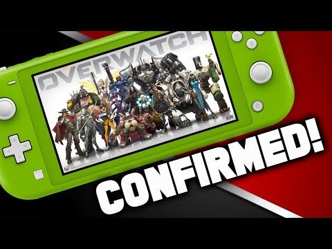Overwatch Switch CONFIRMED...What Switch Leak Gets Confirmed Next?!