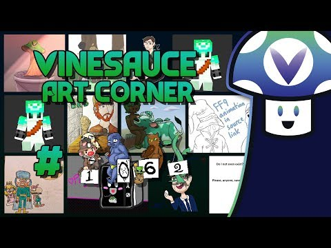 [Vinebooru] Vinny - Vinesauce Art Corner #1062