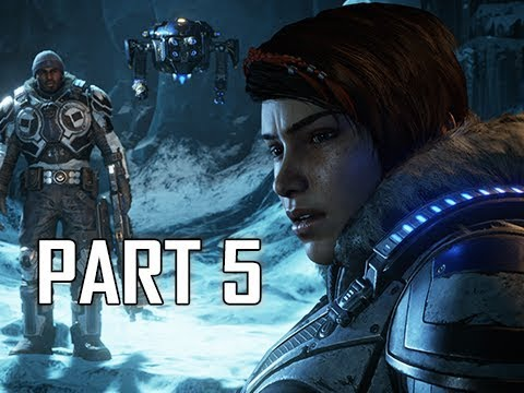 GEARS 5 Gameplay Walkthrough Part 5 - Skiff (GOW5 Let's Play)