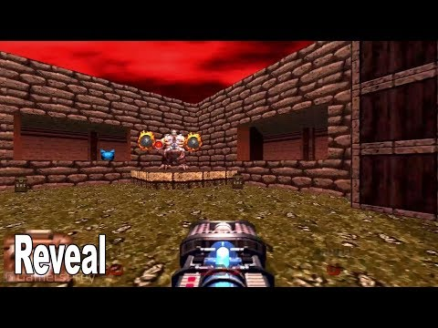 Doom 64 - Reveal Trailer [HD 1080P]