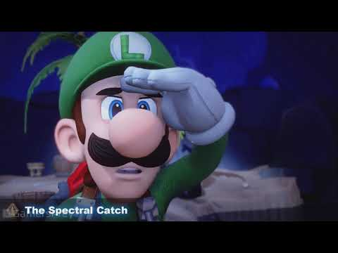 Luigi's Mansion 3 - New Trailer [HD 1080P]