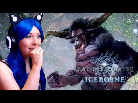Monster Hunter World: Iceborne – Rajang Trailer REACTION VIDEO