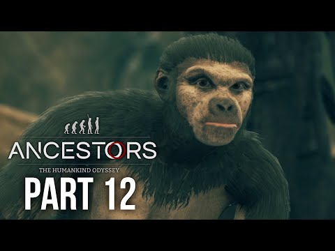 ANCESTORS THE HUMANKIND ODYSSEY Gameplay Walkthrough Part 12 - ORRORIN TUGENENSIS EVOLUTION LEAP