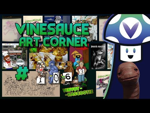 [Vinebooru] Vinny - Vinesauce Art Corner #1063