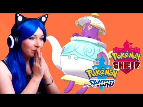 Pokémon Sword and Pokémon Shield - Nintendo Direct 9.4.2019 - Nintendo Switch REACT VIDEO