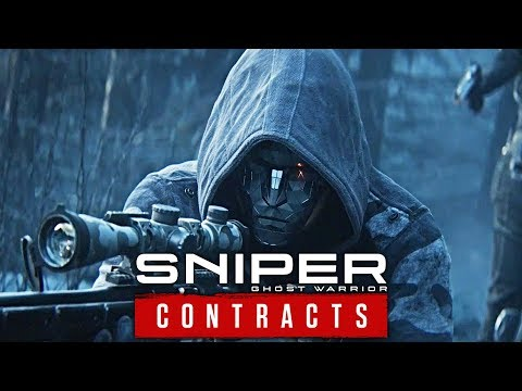 SNIPER GHOST WARRIOR CONTRACTS Early Exclusive Gameplay Walkthrough