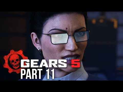 GEARS 5 Campaign Gameplay Walkthrough Part 11 - ONE SMALL STEP (Gears of War 5) ACT 3