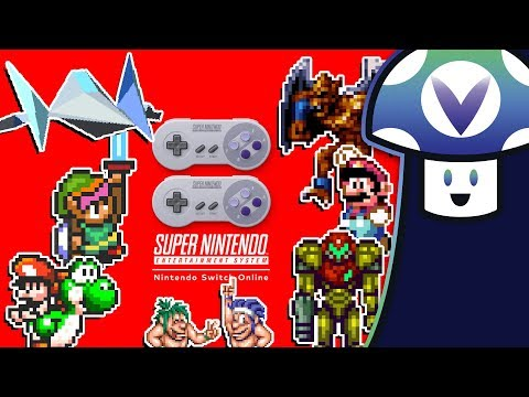 [Vinesauce] Vinny - Nintendo Switch Online: SNES Games