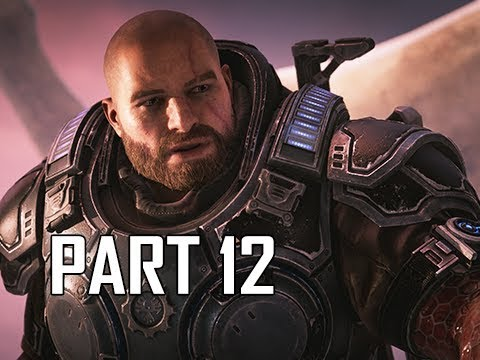 GEARS 5 Gameplay Walkthrough Part 12 - Water Supply (GOW5 Let's Play)