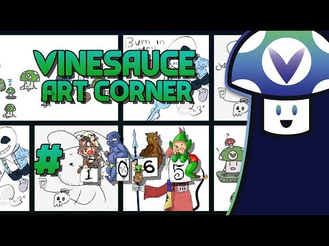 [Vinebooru] Vinny - Vinesauce Art Corner #1065
