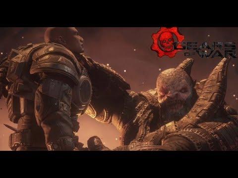 Berserker Mauls Gyules - Gears of War (#GearsofWar Cutscene) GoW