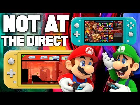 7 New Switch Games That DIDN'T Make The Direct!