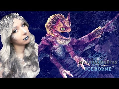 It's Squirting From Both Ends! - Coral Pukei-Pukei Hunt - Monster Hunter World Iceborne Gameplay