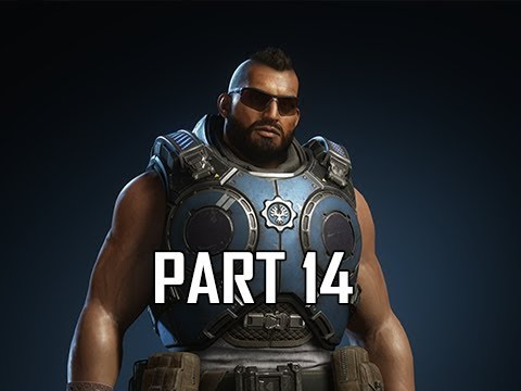 GEARS 5 Gameplay Walkthrough Part 14 - Bridge (GOW5 Let's Play)