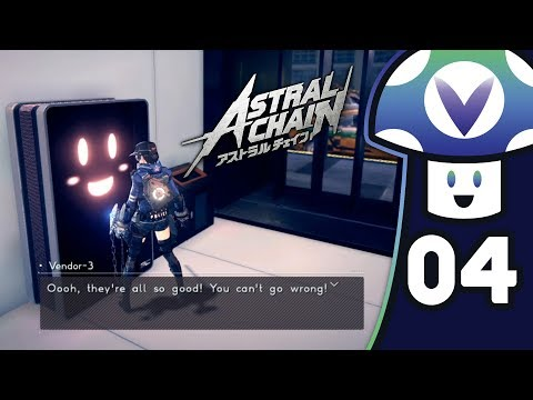[Vinesauce] Vinny - Astral Chain (PART 4)