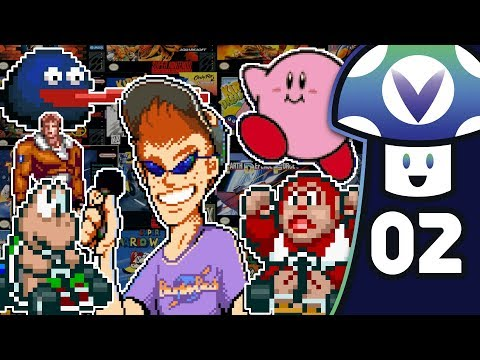 [Vinesauce] Vinny & Shesez - Nintendo Switch Online: SNES Games (PART 2)