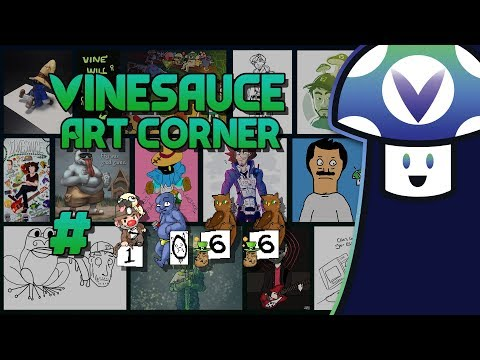 [Vinebooru] Vinny - Vinesauce Art Corner #1066