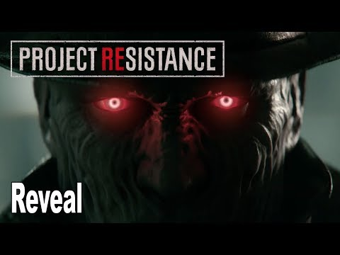 Project Resistance - Reveal Trailer [HD 1080P]