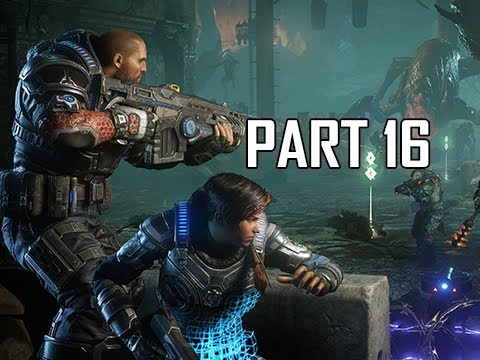 GEARS 5 Gameplay Walkthrough Part 16 - Turntable (GOW5 Let's Play)