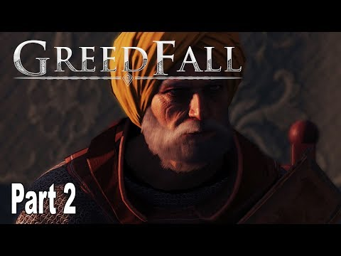 GreedFall - Gameplay Walkthrough Part 2 No Commentary [HD 1080P]