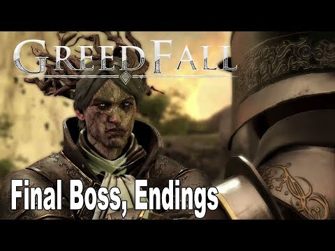 GreedFall - Final Boss and Endings (Good Ending, Bad Ending) [HD 1080P]