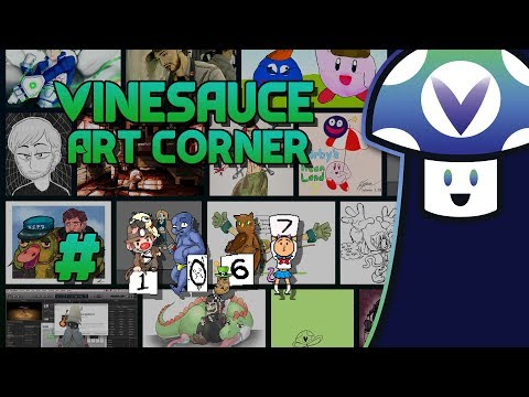 [Vinebooru] Vinny - Vinesauce Art Corner #1067