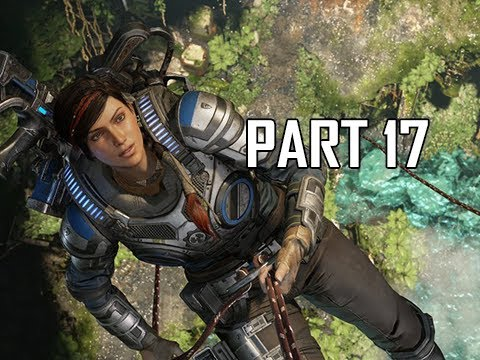 GEARS 5 Gameplay Walkthrough Part 17 - Storm (GOW5 Let's Play)