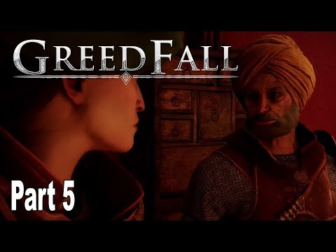 GreedFall - Gameplay Walkthrough Part 5 No Commentary [HD 1080P]