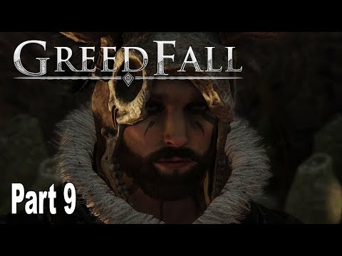 GreedFall - Gameplay Walkthrough Part 9 No Commentary [HD 1080P]