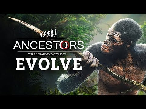 EVOLVING!! (Ancestors: The Humankind Odyssey)