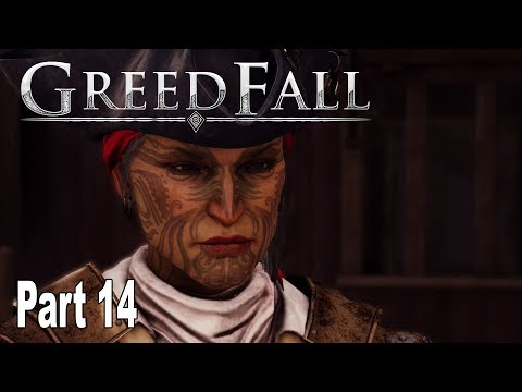 GreedFall - Gameplay Walkthrough Part 14 No Commentary [HD 1080P]
