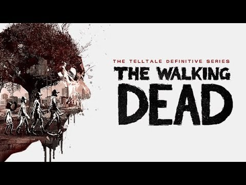 THE WALKING DEAD THE TELLTALE DEFINITIVE SERIES Gameplay - Season 1 Episode 1