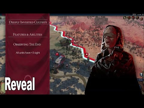 Civilization VI - Battle Royale Reveal Trailer [HD 1080P]