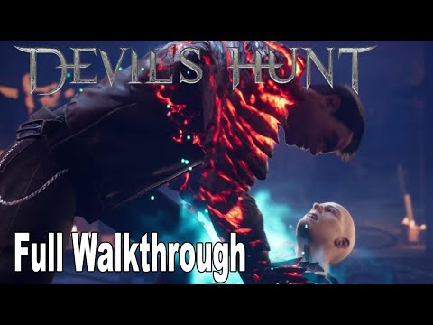 Devil's Hunt - Full Gameplay Walkthrough [HD 1080P]