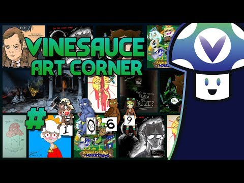 [Vinebooru] Vinny - Vinesauce Art Corner #1069