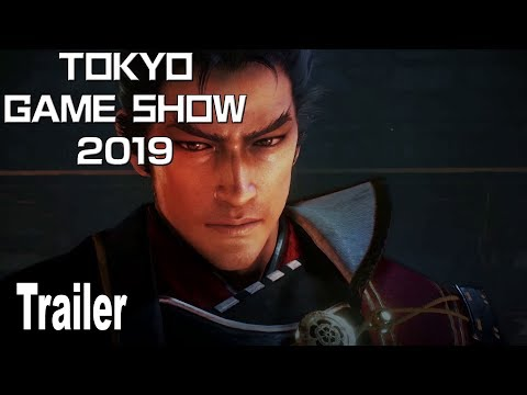 Nioh 2 - TGS 2019 Trailer (Closed Captions) [HD 1080P]