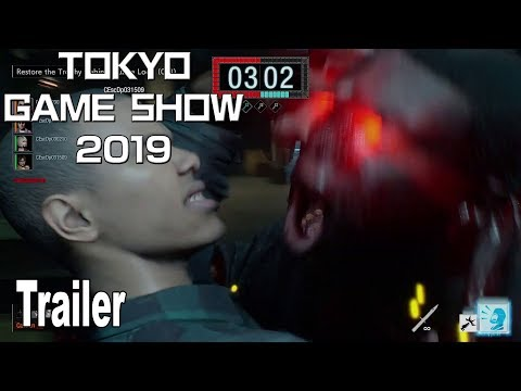Project Resistance - Gameplay Trailer TGS 2019 [HD 1080P]
