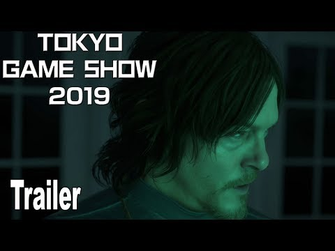 Death Stranding - Briefing Trailer TGS 2019 [4K 2160P]