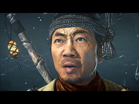 NIOH 2 - TGS 2019 Trailer [PS4]