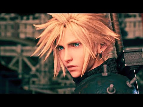 FINAL FANTASY VII REMAKE - TGS 2019 Trailer (PS4)