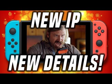 So There IS A New Switch Game Coming In December! NEW IP!