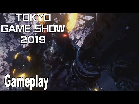 Nioh 2 - Gameplay Demo TGS 2019 [HD 1080P]